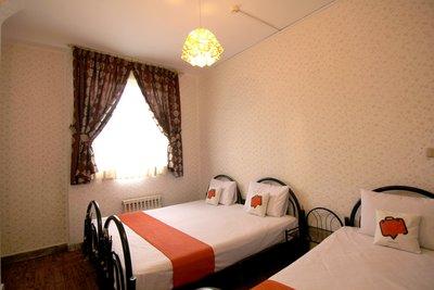 هتل آپارتمان آجیلیان