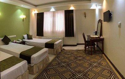 هتل امیرکبیر کاشان