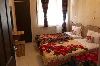 هتل آپارتمان فلامینگو