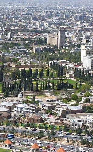 رزرو مهمانپذیر در شیراز