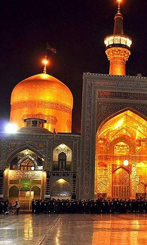رزرو هتل در مشهد با قیمت مناسب