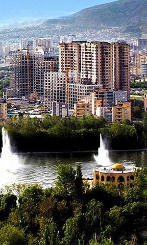 رزرو هتل و مهمانپذیر در تبریز