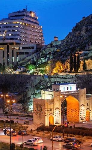 رزرو هتل ارزان در شیراز