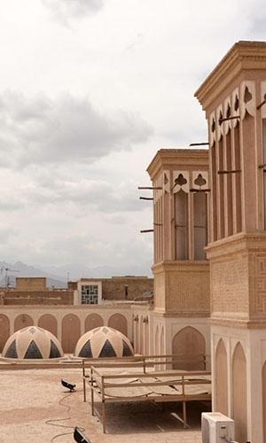 رزرو هتل سنتی در یزد