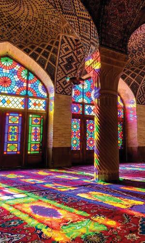 رزرو هتل سنتی در شیراز